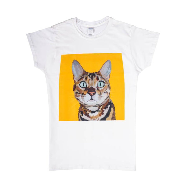 personalized cat shirt