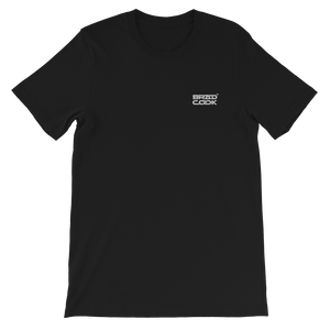 Brad Cook™ Embroidered Unisex T-Shirt
