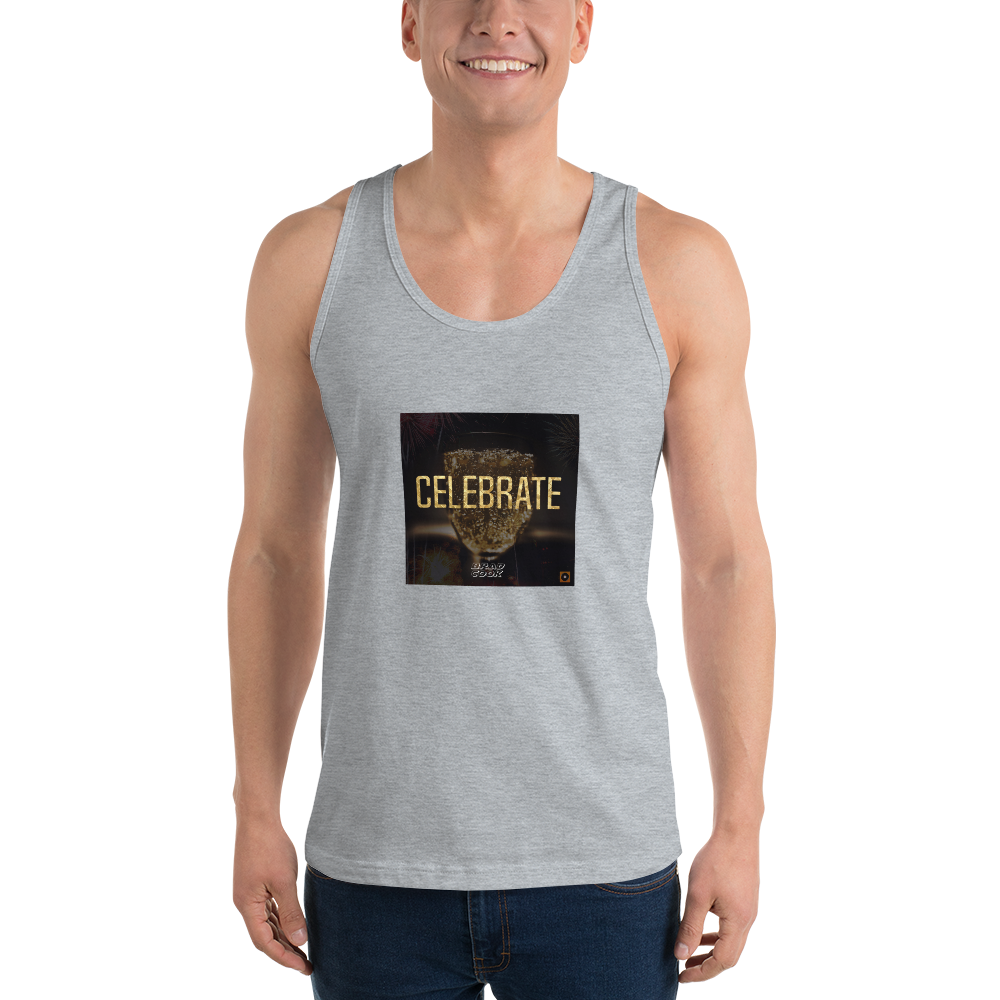 Celebrate - Brad Cook™ Artwork Classic tank top (unisex)
