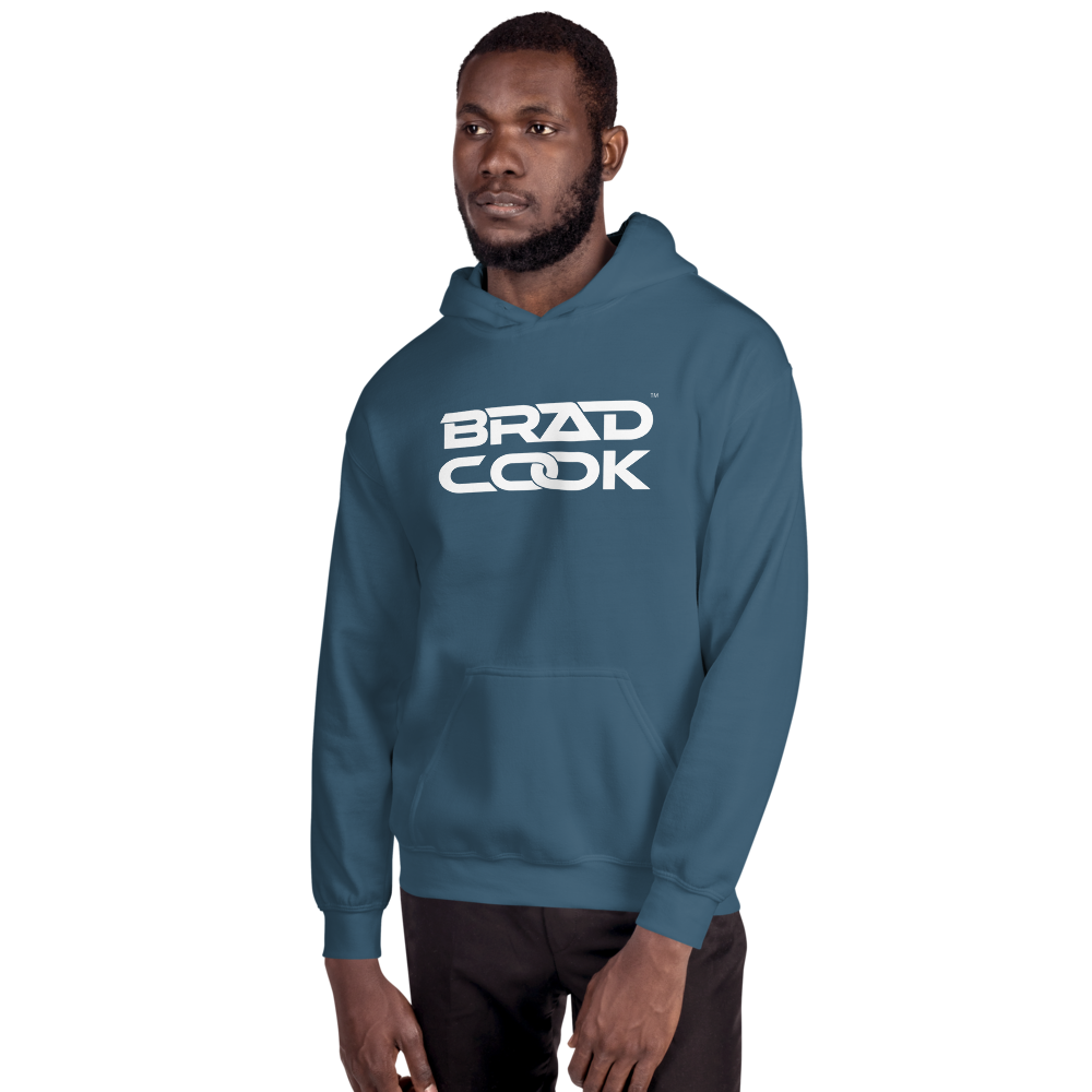 Brad Cook™ Unisex Hooded Sweatshirt