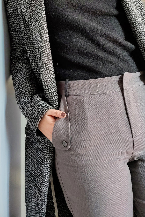 Pantalon Cigarette - Escale-shop