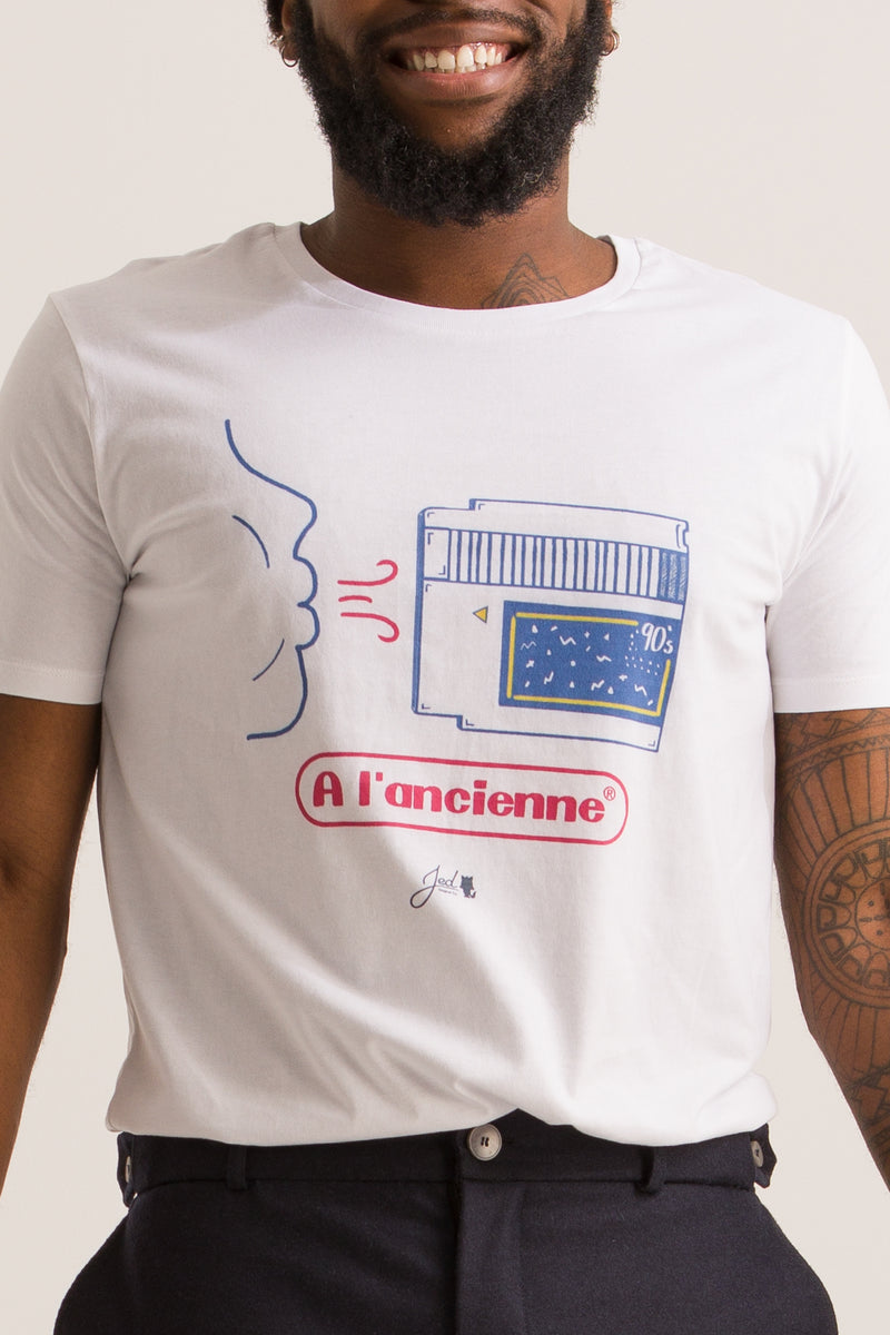 T-shirt - Cartouche - Escale-shop