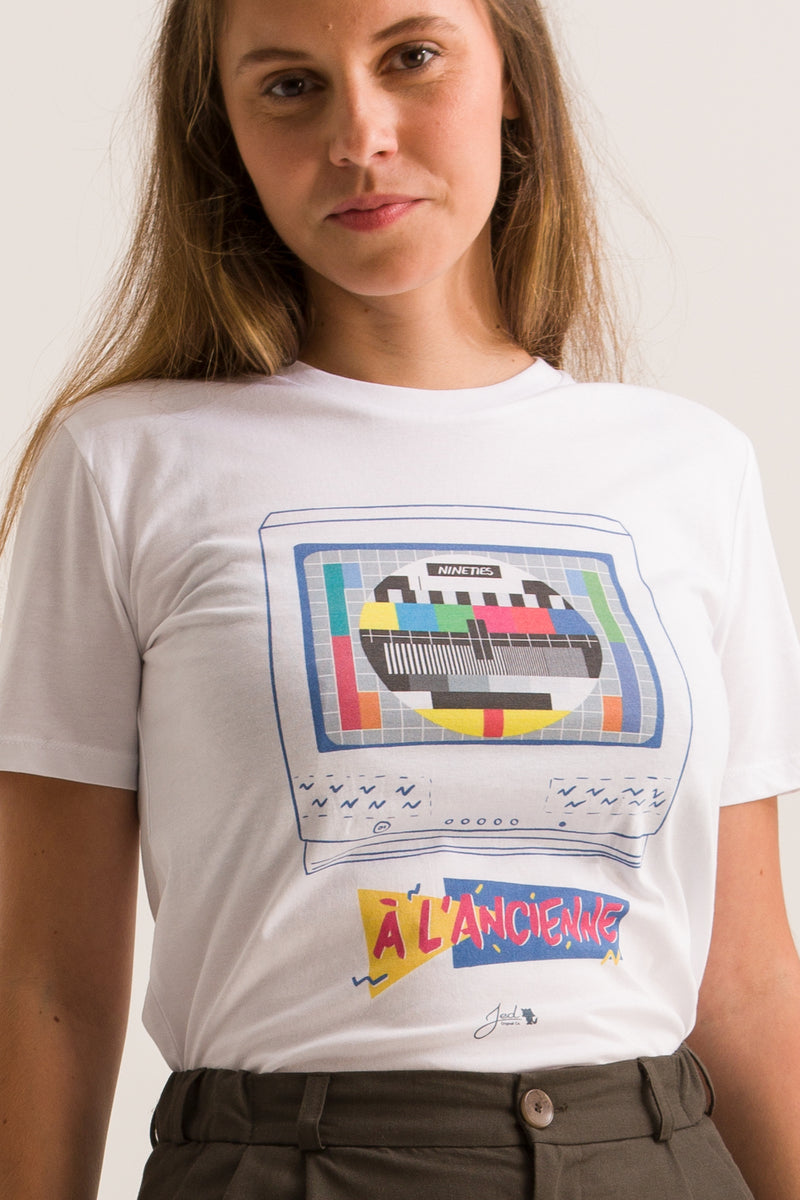 T-shirt - TV 4:3 - Escale-shop