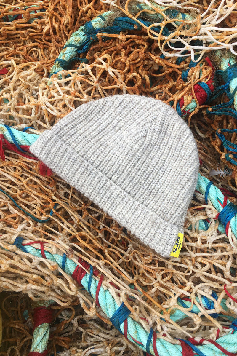 Murray - Le bonnet 100% recyclé en laine et coton - Escale-shop