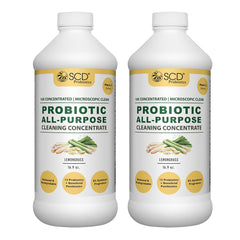 SCD Probiotic® All-Purpose Cleaning Concentrate (2-Pack)
