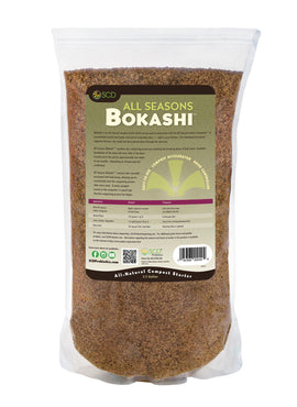 All Seasons Bokashi - Indoor Composting - SCD Probiotics