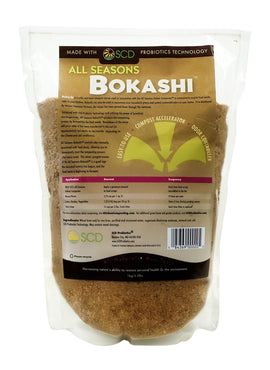 All Seasons Bokashi™ - Compost Starter and Accelerator for Kitchen Composting