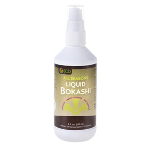 All Seasons Liquid Bokashi™ - Compost Starter and Accelerator for Indoor Composting
