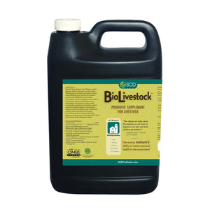 SCD Bio Livestock™ - Probiotic Additive for Livestock
