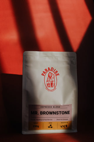 Mr. Brownstone Blend
