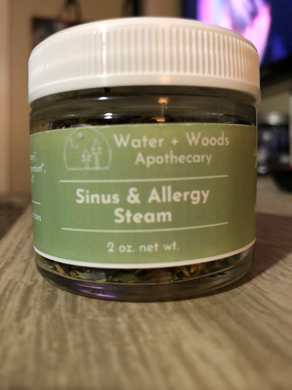 Sinus & Allergy Steam
