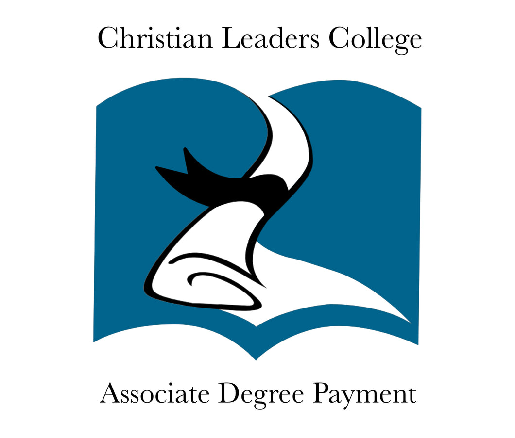 Associate Degree Payment $100 (Monthly for 4 months)