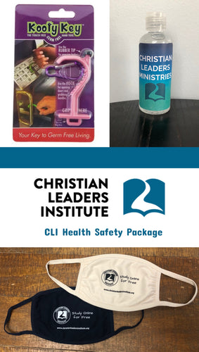 CLI Health & Safety Kit