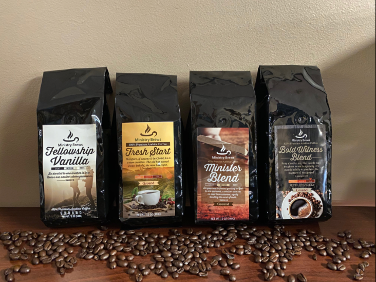 Caffeinated Impact Package: 1 Bag -  $20 (Plus Postage) (Monthly Options Available)