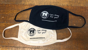 Can I Pray for You Reusable Face Mask