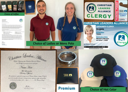 Verify Completion of Clergy Kit Premium Monthly Payments