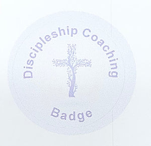 Discipleship Coaching Badge