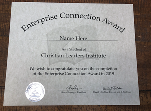 Enterprise Connection Award (Tier 3)
