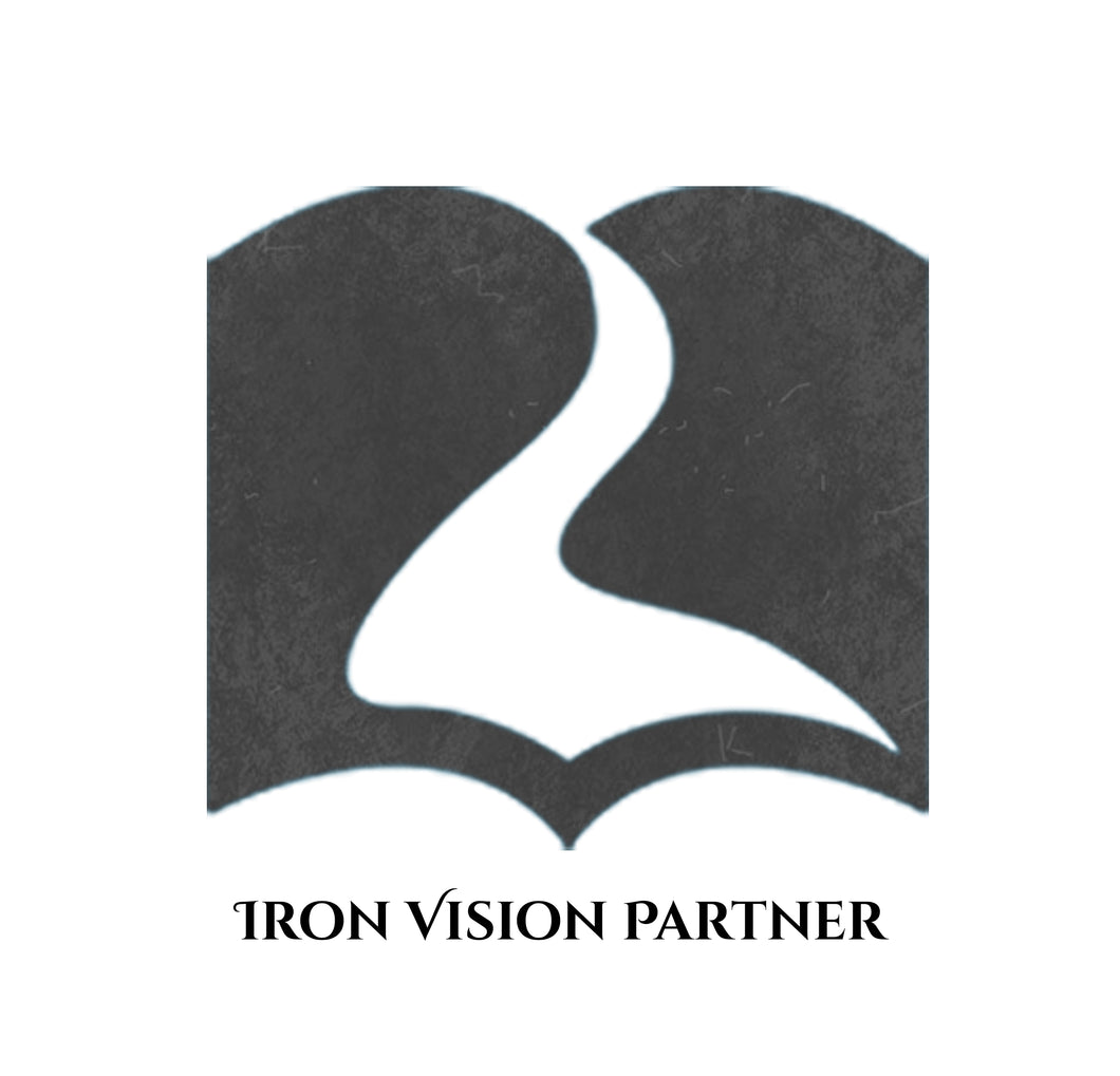 Free Ministry Training Iron Vision Partner Donation (Monthly)