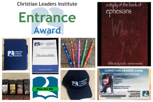 Christian Leaders Plus Kit (Entrance Award)