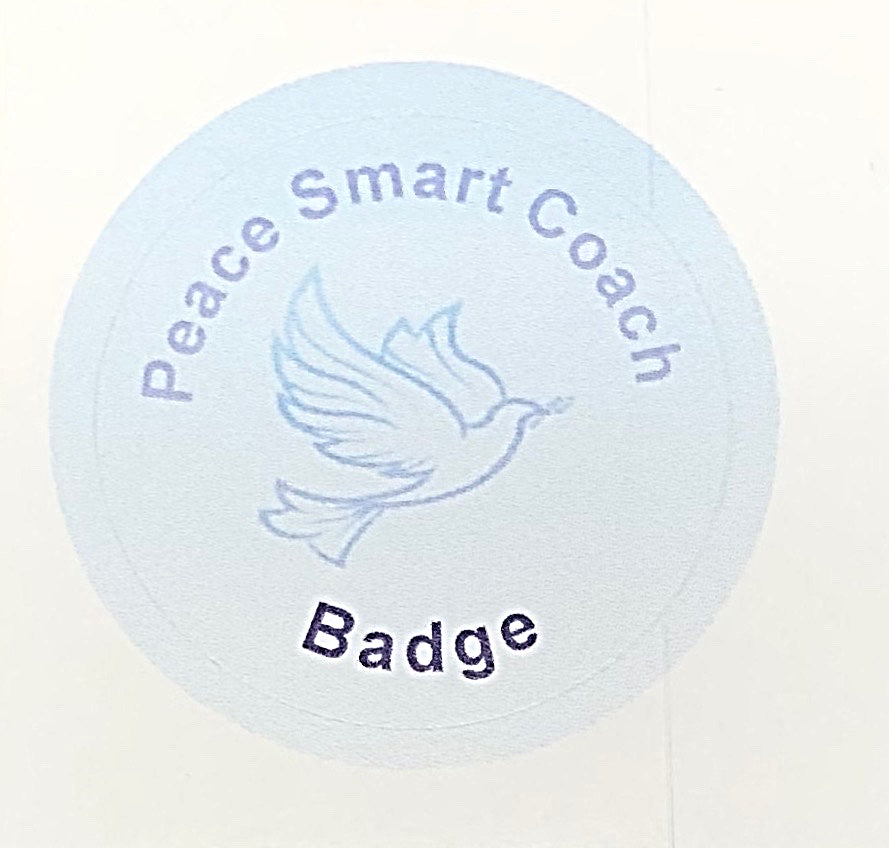 Peace Smart Life Coaching Badge