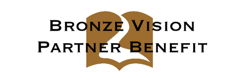 Bronze Vision Partner Free Christian Leaders Connection Award