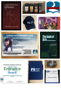 Christian Leaders Premium Kit (Entrance Award)