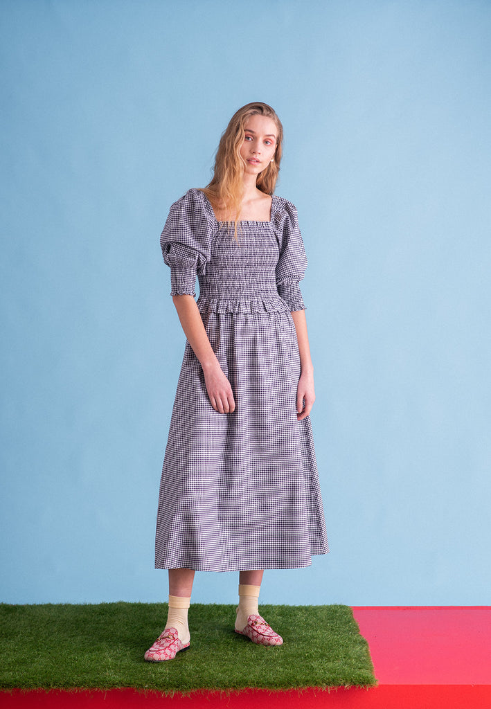 Sustainable sleeper dress