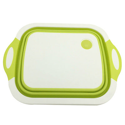 Plastic Multifunctional Folding Cutting Board