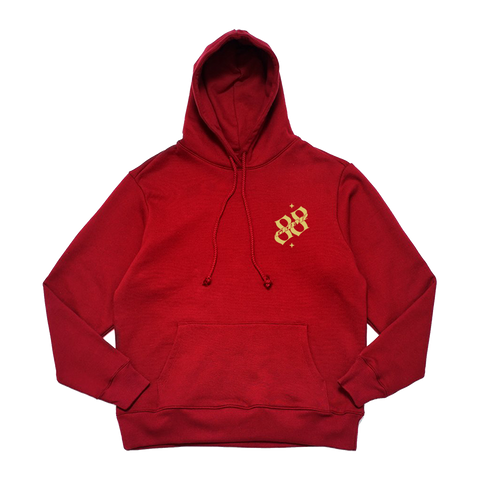 88Glam Red Hoodie + Digital Album