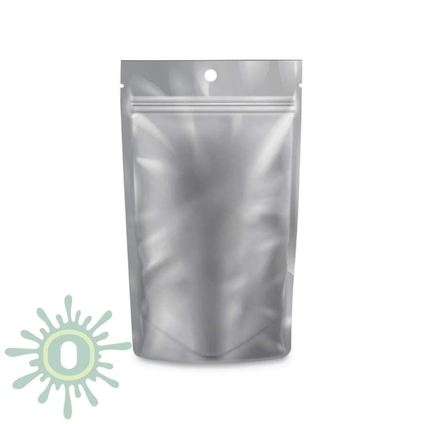 Loud Lock All States Mylar Bags - White/clear Collective Supplies