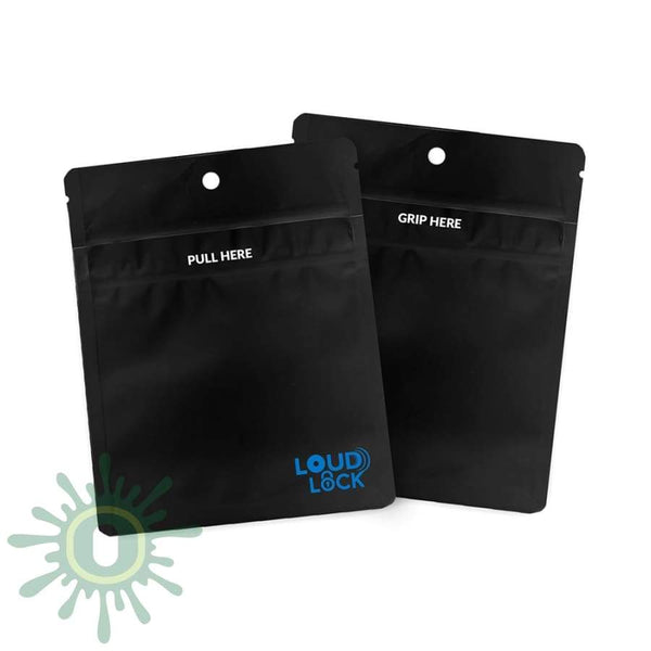 Loud Lock Grip N Pull Mylar Bags Collective Supplies