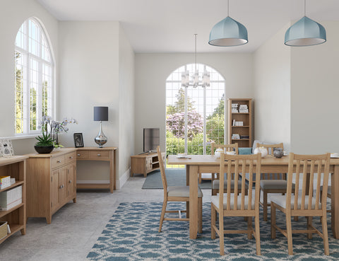Grantham Oak - Living & Dining