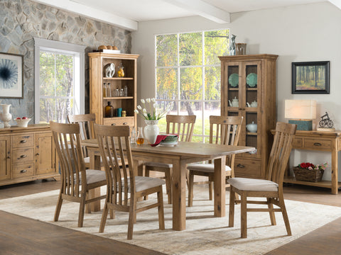 Lyon- French Oak - Living and Dining