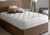 Memorise - Mattress, Base (with two draws) & FREE Headboard