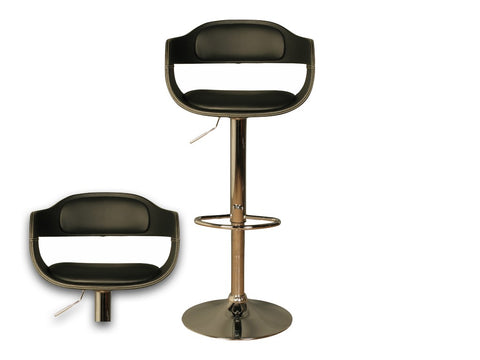 Anna (Black) - Bar Stool