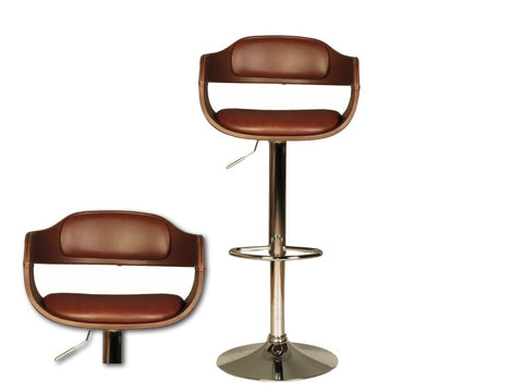 Anna (Brown) - Bar Stool