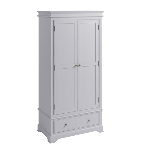Brunel Grey - 2 Door Robe