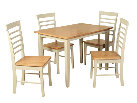 Berlin - Fixed Top Dining Set