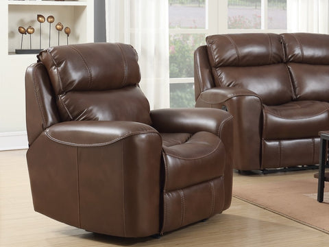 Brooklyn - Tan - Recliner