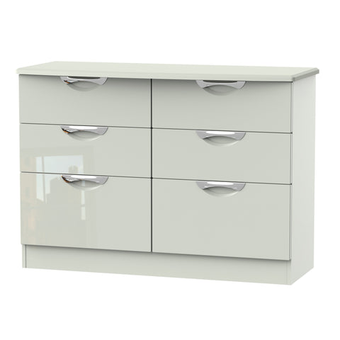 Ealing -Kashmir Gloss / Kashmir - 6 Draw Midi Chest