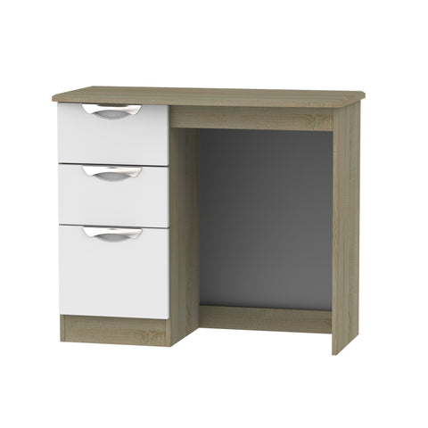 Ealing -  Grey/Dark Wood - Vanity