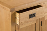 Cumbria - 3 Door / 3 Draw Sideboard