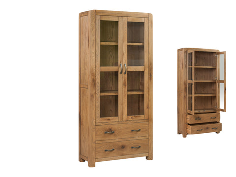 Capri - Display Cabinet