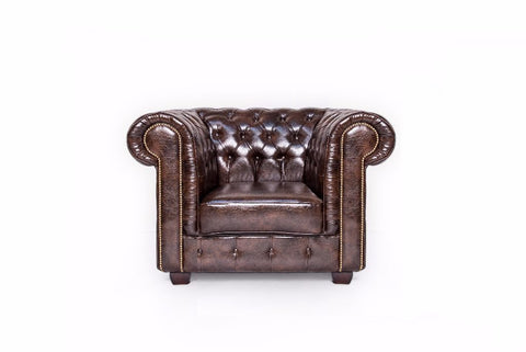 Chesterfield - Antique Brown