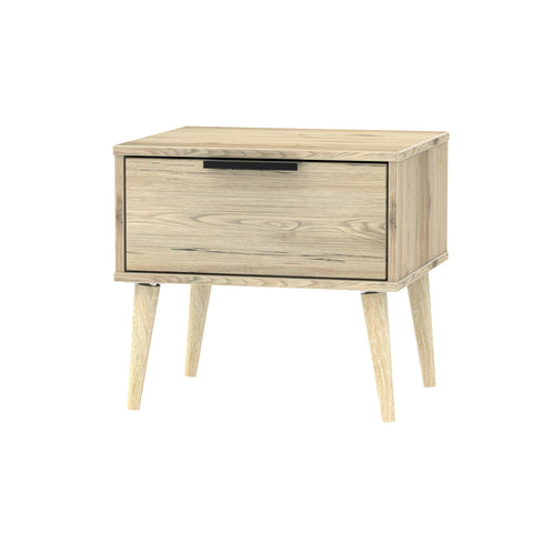 Hanwell Light Oak - 1 Draw Locker