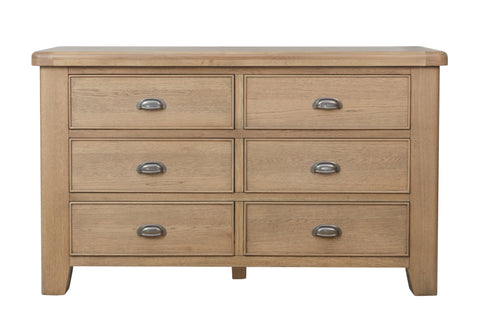 Harrington - 6 Draw Chest