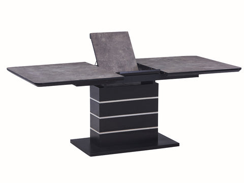Imperial  - Dining Table (Dark Grey)