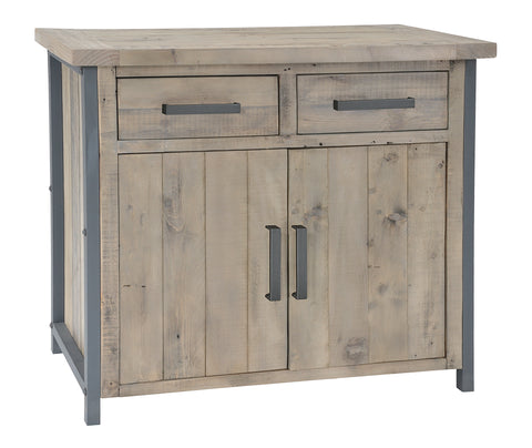 Industrial - 2 Door Sideboard