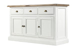 Colonial - 3 Door Sideboard